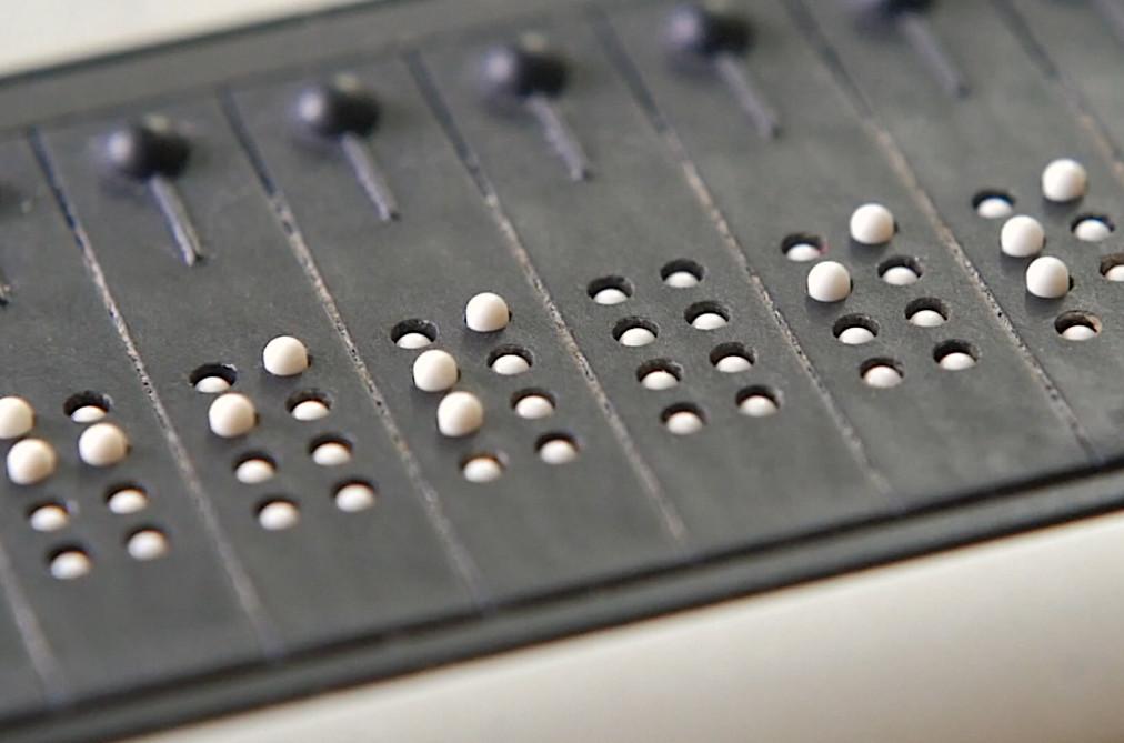 About Braille Tetragon